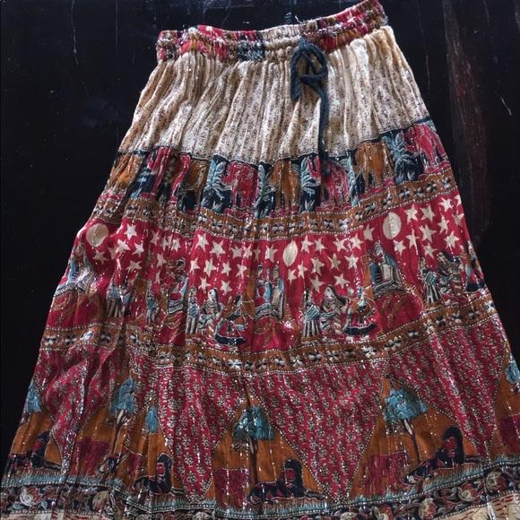 ad18cee8e magic Skirts | Long Maxi Gypsy Skirt Moving Sale | Poshmark